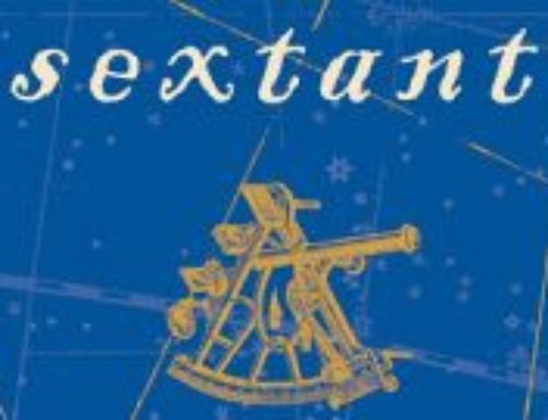 Sextant: A Young Man's Daring Sea Vogage And The Men Who Mapped The World's Oceans By David Barrie chats with Dr. Alvin