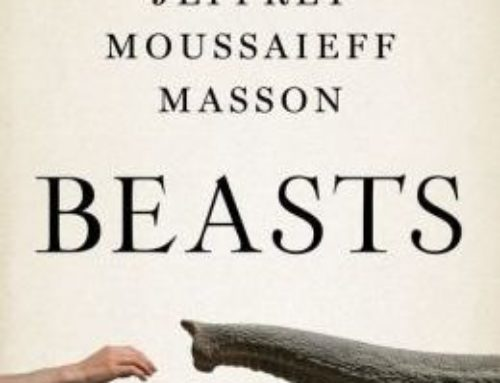 Beasts: What Animals Can Teach Us About The Origins Of Good And Evil By Jeffrey Moussaleff Masson chats with Dr. Alvin