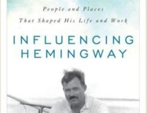 Influencing Hemingway: People And Places That Shaped His Life And Work By Nancy W. Sindelar chats with Dr. Alvin