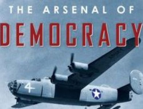 The Arsenal Of Democracy: FDR, Detroit, And An Epic Quest To Arm An America At War By A.J. Baime chats with Dr. Alvin