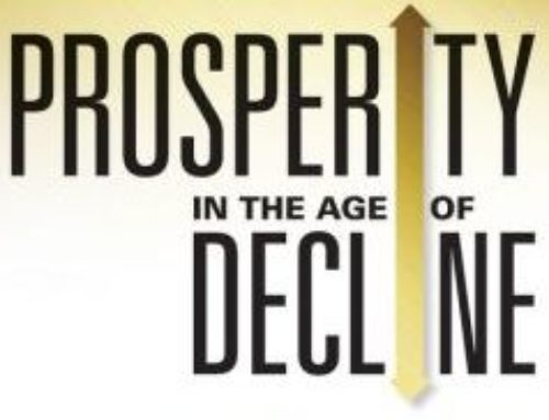 Prosperity In The Age of Decline: How to Lead Your Business And Preserve Wealth Through The Coming Business Cycles By Alan Beaulieu chats with Dr. Alvin