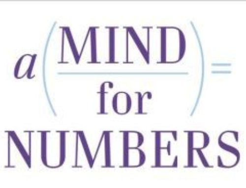 A Mind For Numbers: How to Excel at Math and Science (Even If You Flunked Algebra) By Barbara Oakley chats with Dr. Alvin