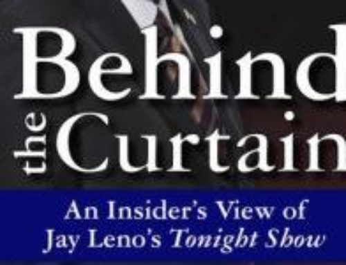 Behind The Curtain: An Insider's View Of Jay Leno's Tonight Show By Dave Berg chats with Dr. Alvin