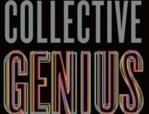 Collective Genius: The Art & Practice Of Leading Innovation By Greg Brandeau chats with Dr. Alvin