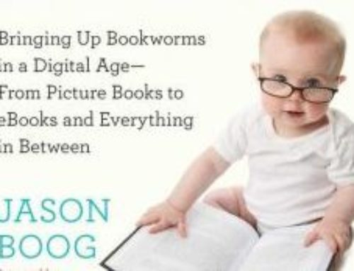 Born Reading: Bringing Up Bookworms In A Digital Age — From Picture Books To eBooks And Everything In Betweenn chats with Dr. Alvin