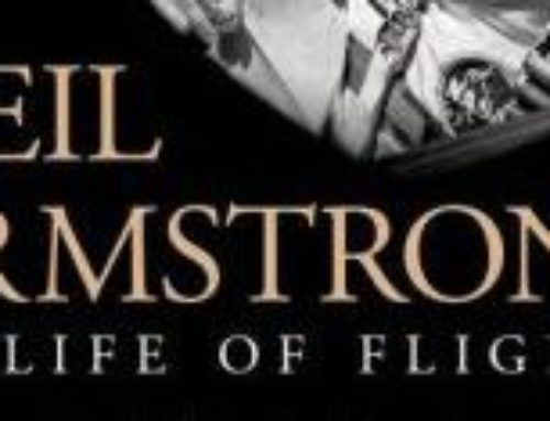 Neil Armstrong: A Life of Flight By Jay Barbree chats with Dr. Alvin