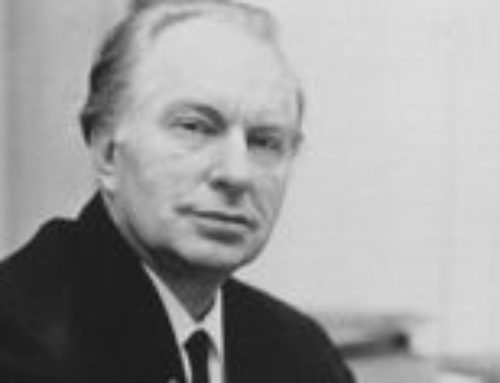 """No one ever gets far unless he accomplishes the impossible at least once a day."" L. Ron Hubbard"