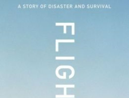 Flight 232: A Story of Disaster and Survival by Laurence Gonzales chats with Dr. Alvin