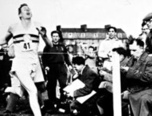 """The man who can drive himself further once the effort gets painful is the man who will win."" Roger Bannister ©"