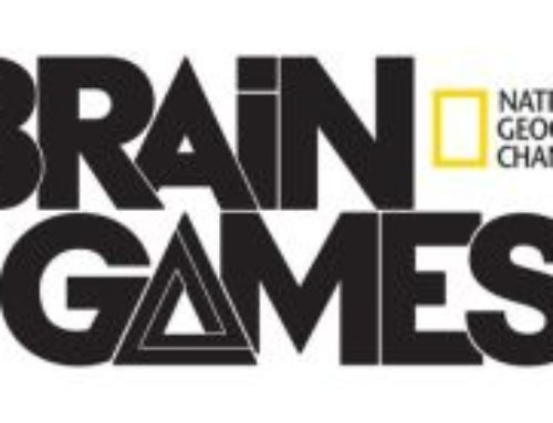 Susan Carnell of NAT GEO Channel's Brain Games chats with Dr. Alvin