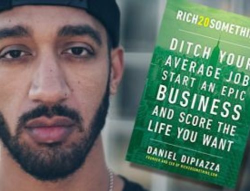 Rich20Something: Ditch Your Average Job, Start An Epic Business, And Score The Life You Want By Daniel DiPiazza Chats With Dr. Alvin