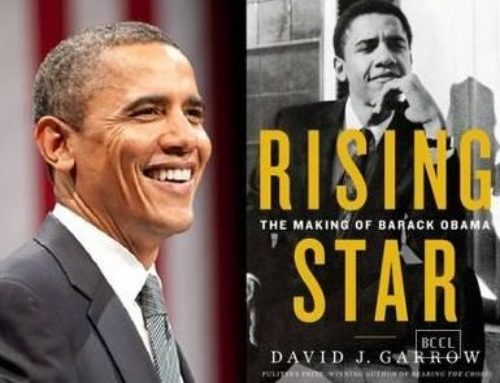 David J. Garrow, Author Of Rising Star: The Making of Barack Obama Chats With Dr. Alvin