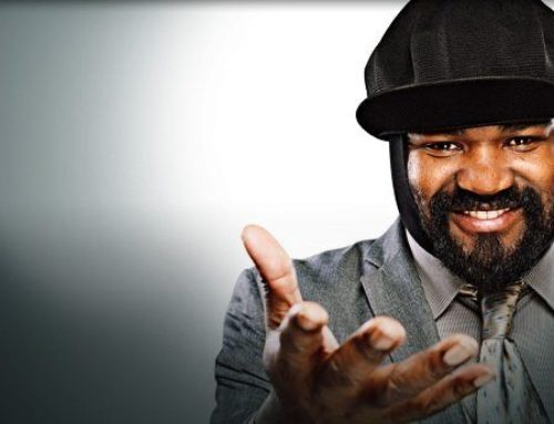 Gregory Porter Chats With Dr. Alvin