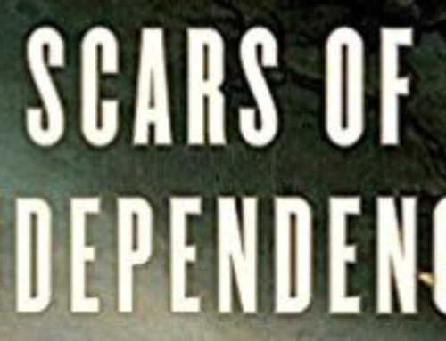 Holger Hoock, Author Of Scars Of Independence: America's Violent Birth Chats With Dr. Alvin
