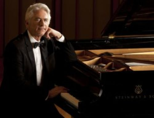 DrAlvin.com Welcomes David Benoit To New Daisy Theatre On July 8th. See You There!