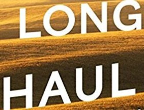 Finn Murphy, Author Of The Long Haul: A Trucker's Tales of Life on the Road Chats With Dr. Alvin