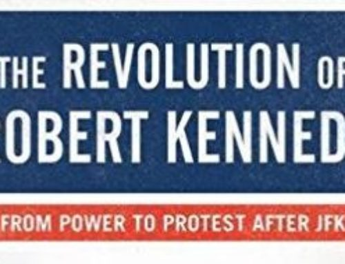 John R. Bohrer, Author Of The Revolution Of Robert Kennedy: From Power To Protest After JFK Chats With Dr. Alvin
