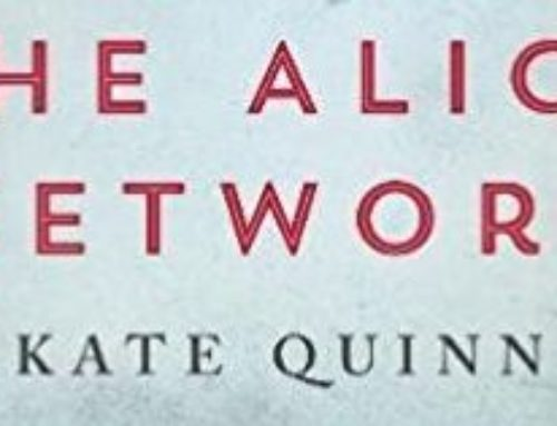 Kate Quinn, Author Of The Alice Network: A Novel Chats With Dr. Alvin