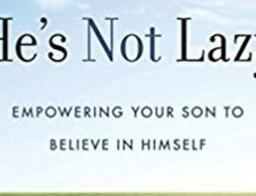Dr. Adam Price Author Of He's Not Lazy: Empowering Your Son To Believe In Himself Chats With Dr. Alvin