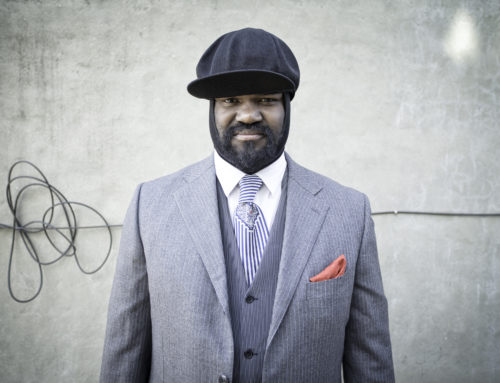 WilliamsonBusiness.Com Powered By DrAlvin.Com Welcomes Gregory Porter To GPAC On November 17th. See You There!