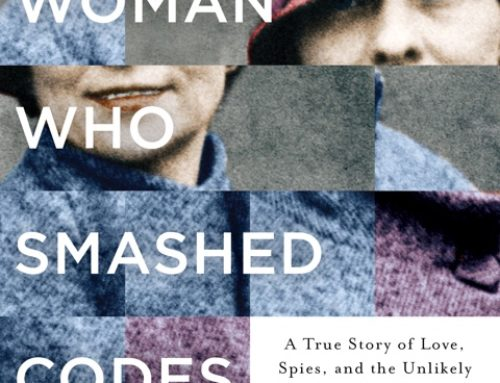 Jason Fagone, Author Of The Woman Who Smashed Codes: A True Story Of Love, Spies, And The Unlikely Heroine Who Outwitted America's Enemies On DrAlvin.Com