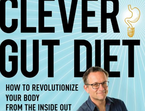 Dr. Michael Mosley, Author Of The Clever Gut Diet: How To Revolutionize Your Body From The Inside Out On DrAlvin.Com