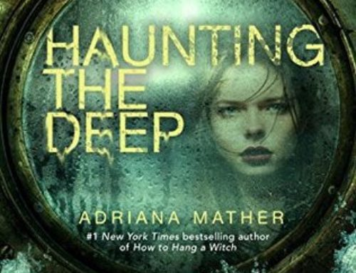 Adriana Mather, Author Of Haunting The Deep On DrAlvin.Com