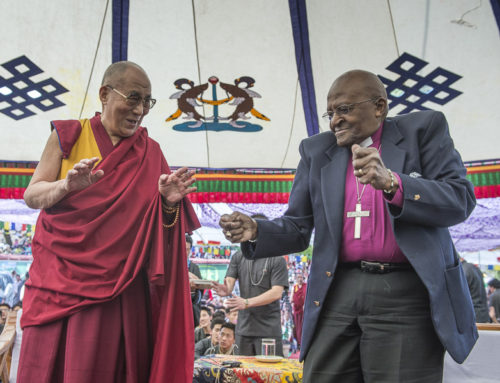 His Holiness The Dalai Lama And Archbishop Desmond Tutu: The Book of Joy Journal-A 365-Day Companion With Douglas Abrams Chats With Dr. Alvin
