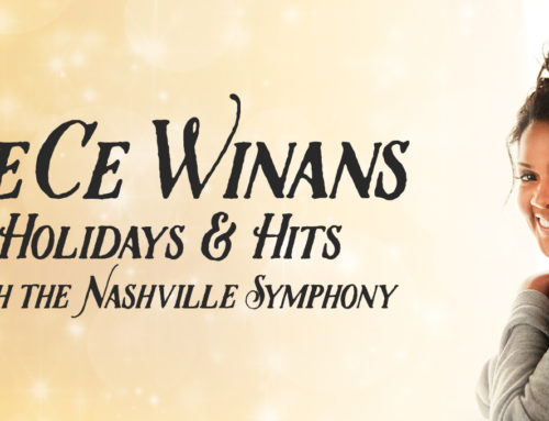 Ce Ce Winans: Holiday & Hits At The Nashville Symphony