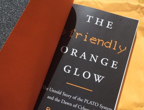 Brian Dear, Author Of The Friendly Orange Glow: The Untold Story Of The PLATO System And The Dawn Of Cyberculture Chats On DrAlvin.Com