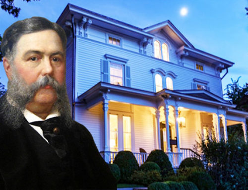 Scott Greenberger, Author Of The Unexpected President: The Life And Times Of Chester A. Arthur Chats With DrAlvin.Com