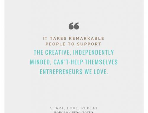 Dorcas Cheng-Tozun, Author Of Start, Love, Repeat: How To Stay In Love With Your Entrepreneur In A Crazy Start-up World Chats On DrAlvin.Com