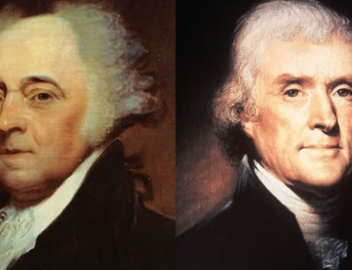 Gordon S. Wood, Author Of Friends Divided: John Adams And Thomas Jefferson Chats On DrAlvin.Com