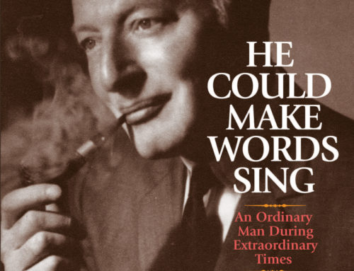 David Greene, Author Of He Could Make Words Sing: An Ordinary Man During Extraordinary Times Chats On DrAlvin.Com
