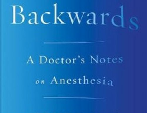 Dr. Henry Jay Przybylo, Author Of Counting Backwards: A Doctor's Notes on Anesthesia Chats On DrAlvin.Com