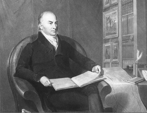 William J. Cooper, Author Of The Lost Founding Father: John Quincy Adams And The Transformation Of American Politics Chats On DrAlvin.Com