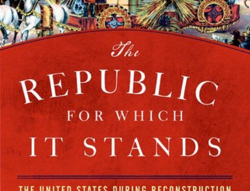 Richard White, Author Of The Republic for Which It Stands: The United States During Reconstruction And The Gilded Age, 1865-1896 Chats On DrAlvin.Com