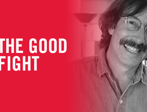 Rick Smolan, Author Of The Good Fight: America's  Ongoing Struggle For Justice Chats On DrAlvin.Com