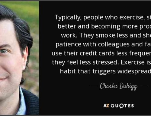 Charles Duhigg, Author Of The Power Of Habit & Smarter Faster Better
