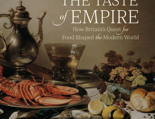 Lizzie Collingham, Author Of The Taste Of Empire: How Britain's Quest For Food Shaped The Modern World Chats On DrAlvin.Com