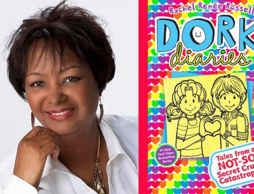 Rachel Renee Russell, Author Of Dork Diaries 12: Tales From A Not-So-Secret Crush Catastrophe Chats On DrAlvin.Com