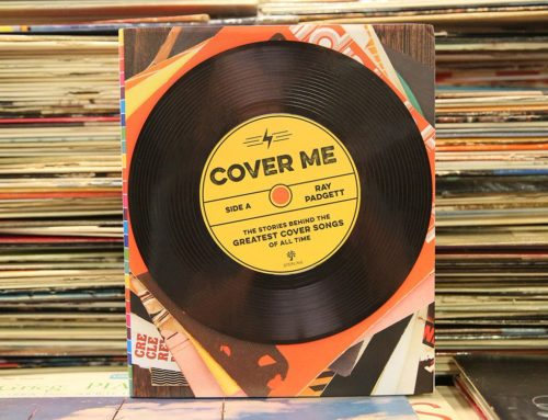 Ray Padgett, Author Of Cover Me: The Stories Behind the Greatest Cover Songs of All Time