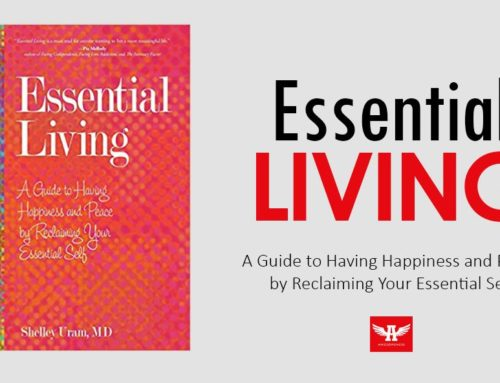 Dr. Shelley Uram, Author Of Essential Living: A Guide To Having Happiness And Peace By Reclaiming Your Essential Self Chats On DrAlvin.Com