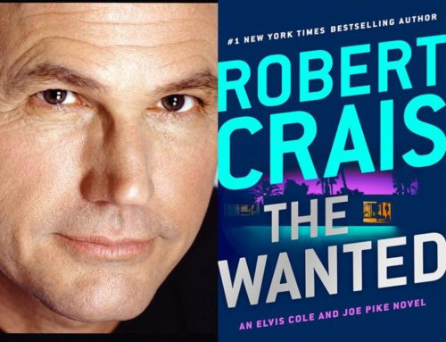 Robert Crais, Author Of The Wanted Chats On DrAlvin.Com