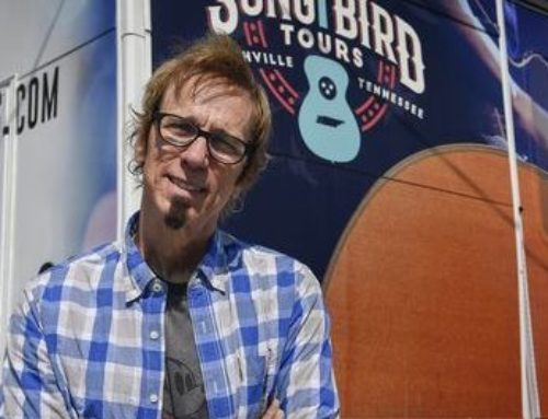 DrAlvin.Com Welcomes Historic Nashville, Inc. Night of Songwriters At Green's Grocery With Trey Bruce