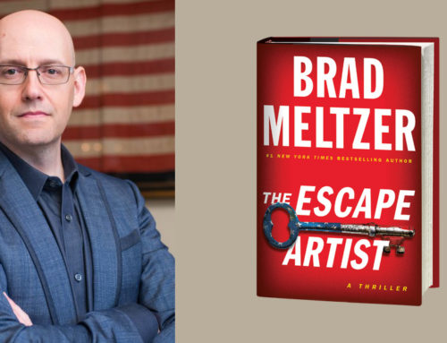 Brad Meltzer, Author Of The Escape Artist Chats On DrAlvin.Com