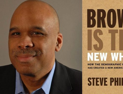 Steve Phillips, Author Of Brown Is the New White: How The Demographic Revolution Has Created A New American Majority Chats On DrAlvin.com