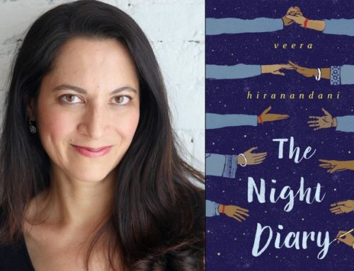 Veera Hiranandani, Author Of The Night Diary Chats On DrAlvin.Com