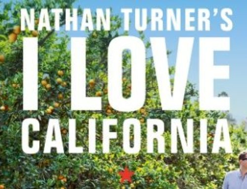 Nathan Turner's I Love California: Live, Eat, And Entertain The West Coast Way Chats On DrAlvin.com