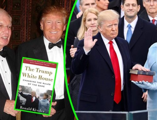 Ronald Kessler, Author Of The Trump White House: Changing The Rules Of The Game Chats On DrAlvin.Com